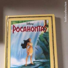 Libros: POCAHONTAS. Lote 180509086