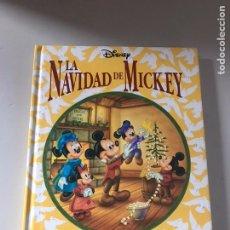 Libros: LA NAVIDAD DE MICKEY. Lote 180509112