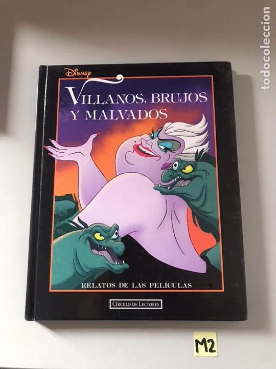VILLANOS BRUJOS Y MALVADOS (Libros Nuevos - Literatura Infantil y Juvenil - Cuentos infantiles)
