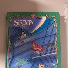 Libros: LA SIRENITA. Lote 180509275