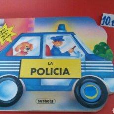 Livros: CUENTO LA POLICÍA EN CATALÁN.EDICIONES SUSAETA 90S.SIN USO.VER ESTADO.. Lote 181086880