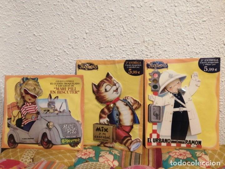 LOTE 3 CUENTOS DE LA COLECCIÓN CUENTOS INOLVIDABLES DE FERRANDIZ (Libros Nuevos - Literatura Infantil y Juvenil - Cuentos infantiles)
