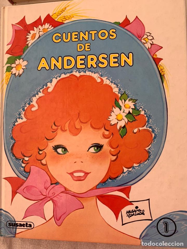Libros: Dos cuentos de perrault y andersen ilustrado por María pascual cenicienta el gato con botas etc - Foto 2 - 182981490