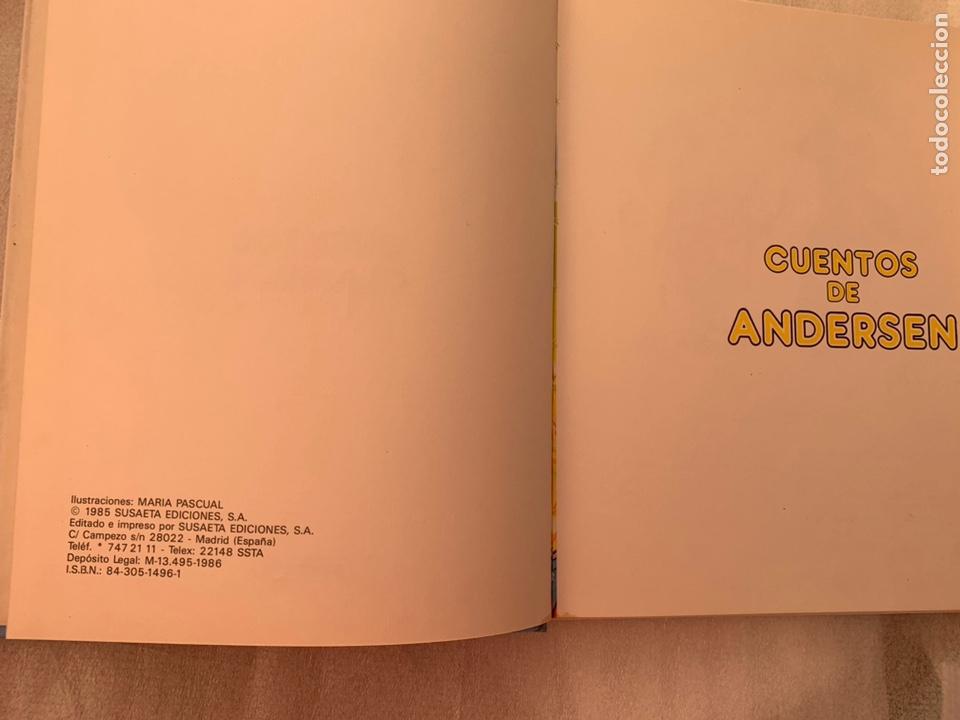 Libros: Dos cuentos de perrault y andersen ilustrado por María pascual cenicienta el gato con botas etc - Foto 7 - 182981490