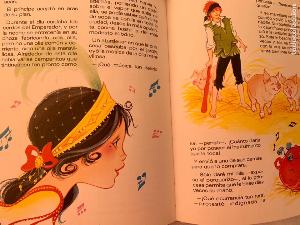 Libros: Dos cuentos de perrault y andersen ilustrado por María pascual cenicienta el gato con botas etc - Foto 8 - 182981490