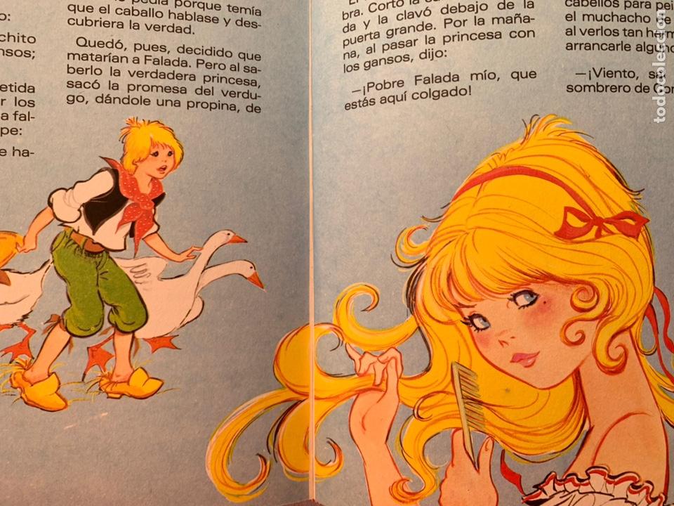 Libros: Dos cuentos de perrault y andersen ilustrado por María pascual cenicienta el gato con botas etc - Foto 10 - 182981490