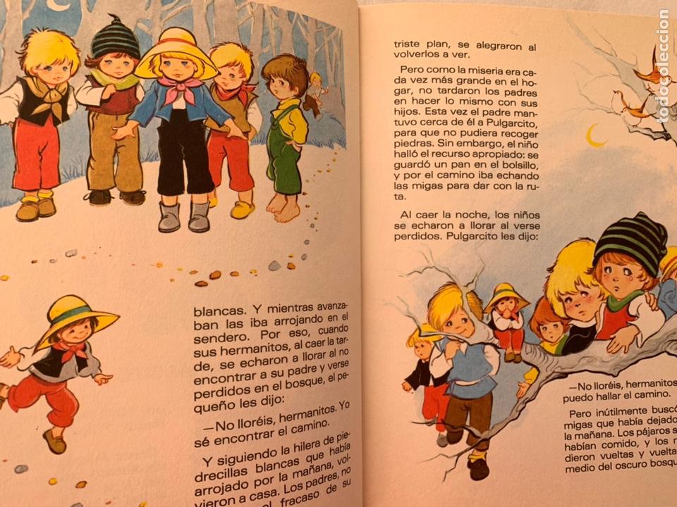 Libros: Dos cuentos de perrault y andersen ilustrado por María pascual cenicienta el gato con botas etc - Foto 12 - 182981490