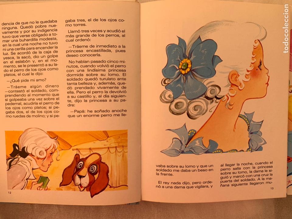 Libros: Dos cuentos de perrault y andersen ilustrado por María pascual cenicienta el gato con botas etc - Foto 14 - 182981490