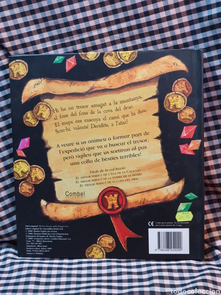 Libros: Libro sorpresa, desplegables, el tesoro perdura de la coca del drac. - Foto 2 - 183276945