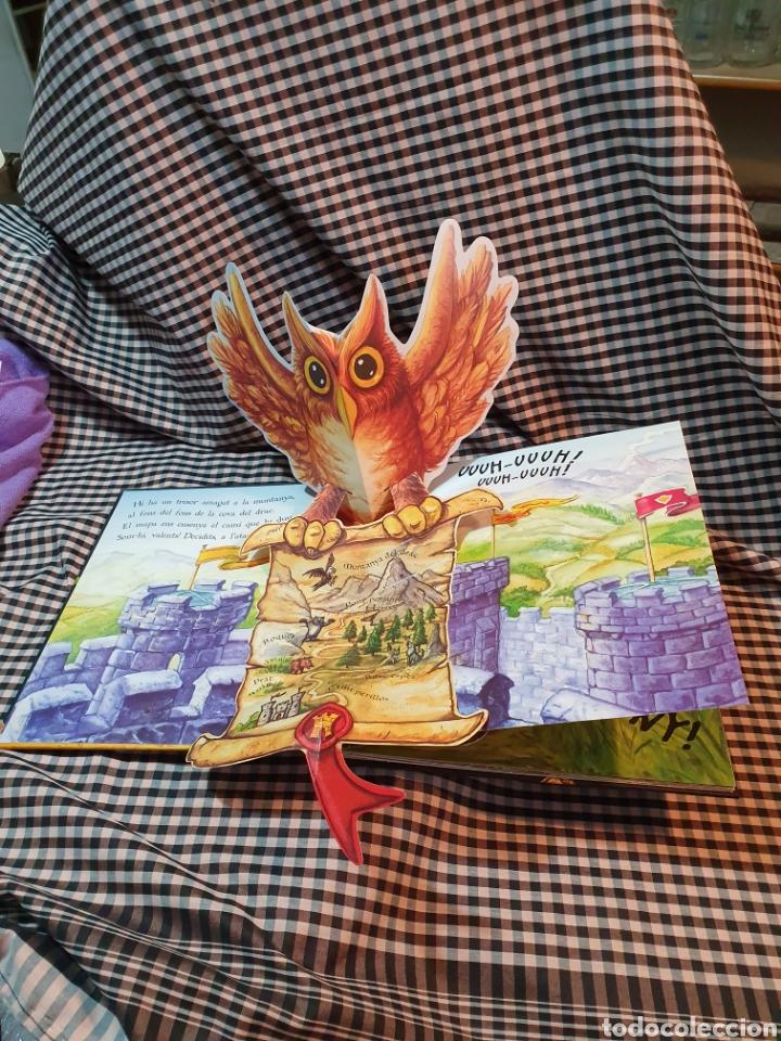 Libros: Libro sorpresa, desplegables, el tesoro perdura de la coca del drac. - Foto 4 - 183276945