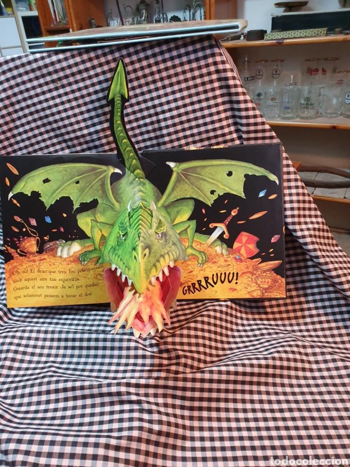 Libros: Libro sorpresa, desplegables, el tesoro perdura de la coca del drac. - Foto 10 - 183276945