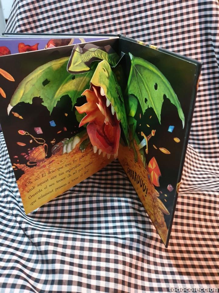 Libros: Libro sorpresa, desplegables, el tesoro perdura de la coca del drac. - Foto 11 - 183276945