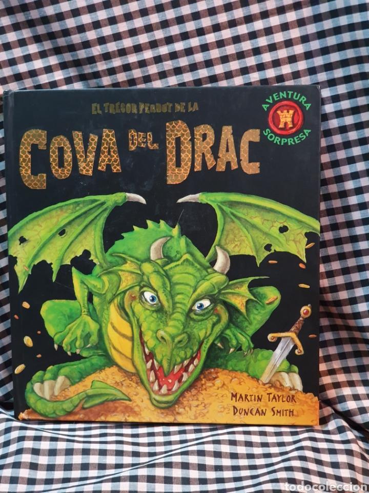 LIBRO SORPRESA, DESPLEGABLES, EL TESORO PERDURA DE LA COCA DEL DRAC. (Libros Nuevos - Literatura Infantil y Juvenil - Cuentos infantiles)