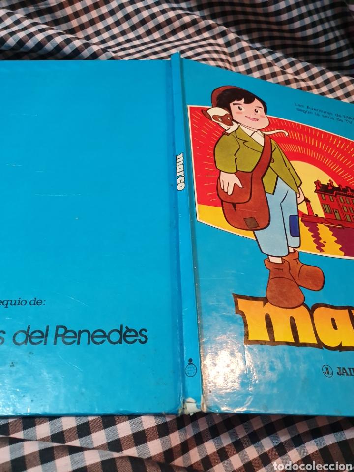 Libros: La aventura de marco según la serie de tv, Jaimes libros, 1977. 32,5 cm x 23 cm - Foto 3 - 183279367