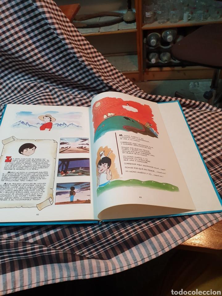 Libros: La aventura de marco según la serie de tv, Jaimes libros, 1977. 32,5 cm x 23 cm - Foto 5 - 183279367