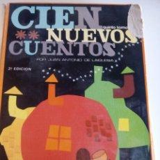 Libros: CIEN NUEVOS CUENTOS DE JUAN ANTIONO DE LAIGLESIA DIBUJOS ALDA ED RECREATIVAS, 1967 C. Lote 184187438