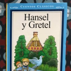 Libros: HANSEL Y GRETEL PERALT MONTAGUT GRAHAM PERCY. Lote 184262713