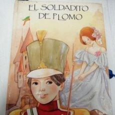 Libros: *EL SOLDADITO DE PLOMO* EN DIORAMA EDICIONES CON-BEL 1992. Lote 185711011