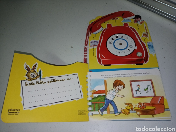 Libros: MI LIBRO TELEFONO - Foto 2 - 185757581