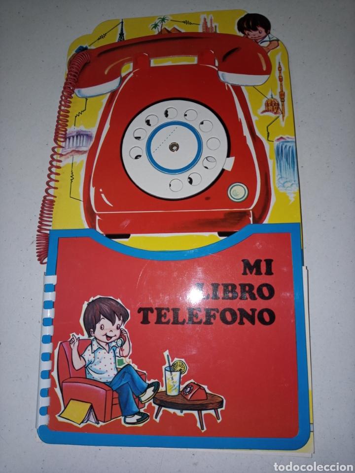 Libros: MI LIBRO TELEFONO - Foto 9 - 185757581