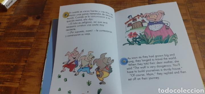 Libros: 2 LIBROS BURGUER KING-LOS TRES CERDITOS- CAPERUCITA ROJA - Foto 7 - 186436812