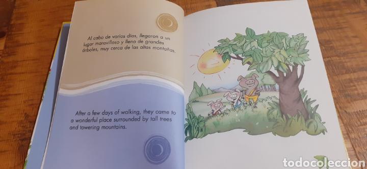 Libros: 2 LIBROS BURGUER KING-LOS TRES CERDITOS- CAPERUCITA ROJA - Foto 8 - 186436812