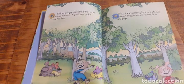 Libros: 2 LIBROS BURGUER KING-LOS TRES CERDITOS- CAPERUCITA ROJA - Foto 9 - 186436812