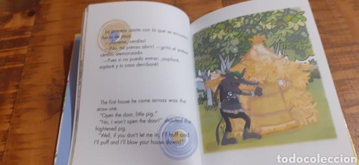 Libros: 2 LIBROS BURGUER KING-LOS TRES CERDITOS- CAPERUCITA ROJA - Foto 14 - 186436812