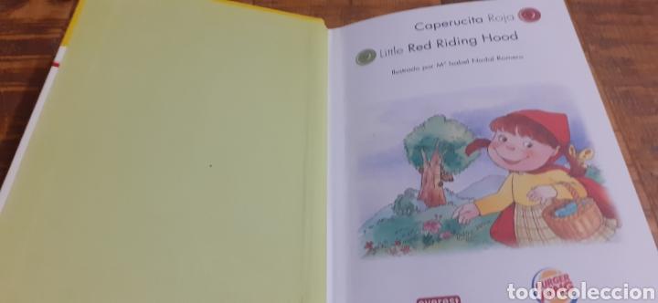 Libros: 2 LIBROS BURGUER KING-LOS TRES CERDITOS- CAPERUCITA ROJA - Foto 18 - 186436812