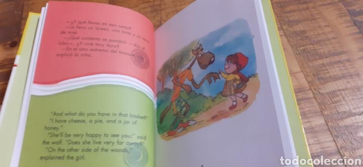 Libros: 2 LIBROS BURGUER KING-LOS TRES CERDITOS- CAPERUCITA ROJA - Foto 21 - 186436812