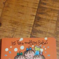 Libros: AL AGUA - LAS TRES MELLIZAS BEBÉS- ROSER CAPDEVILA. Lote 186449172