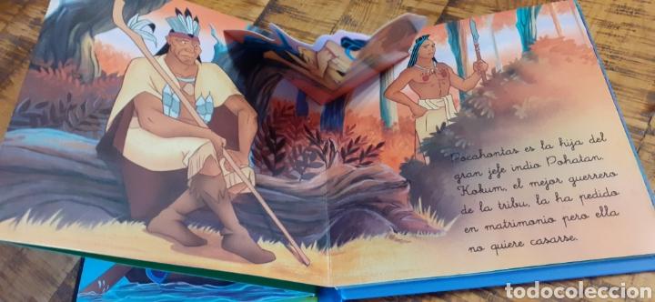 Libros: DISNEY- POCAHONTAS - TROQUELADO - Foto 3 - 187300760