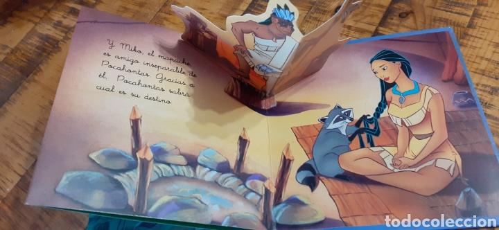 Libros: DISNEY- POCAHONTAS - TROQUELADO - Foto 5 - 187300760