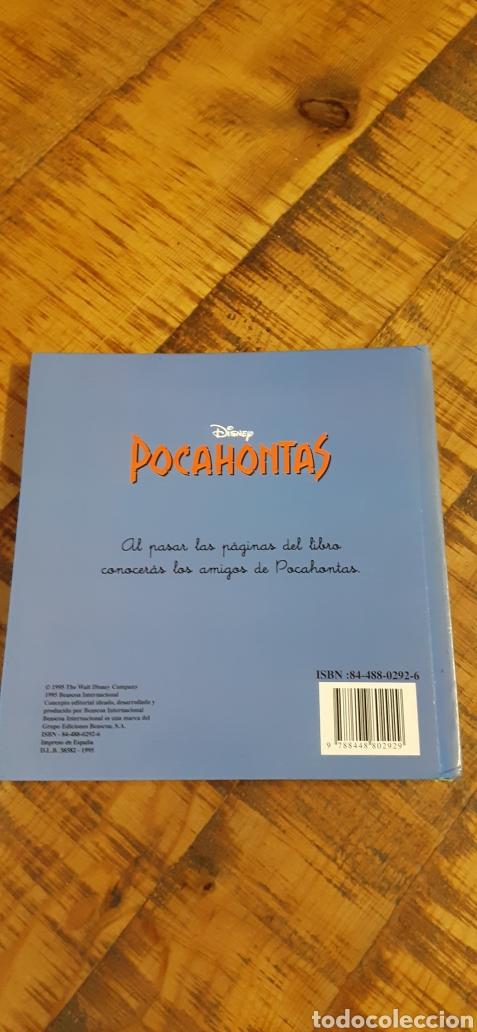 Libros: DISNEY- POCAHONTAS - TROQUELADO - Foto 6 - 187300760
