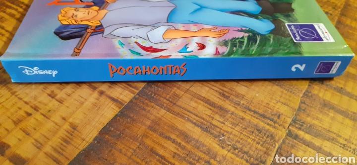 Libros: DISNEY- POCAHONTAS - TROQUELADO - Foto 7 - 187300760