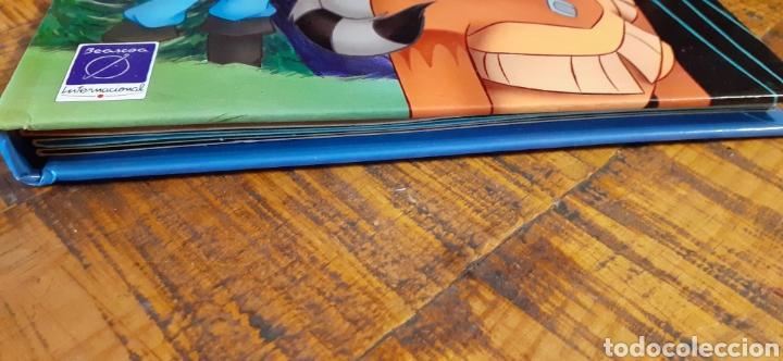 Libros: DISNEY- POCAHONTAS - TROQUELADO - Foto 8 - 187300760