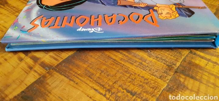 Libros: DISNEY- POCAHONTAS - TROQUELADO - Foto 9 - 187300760