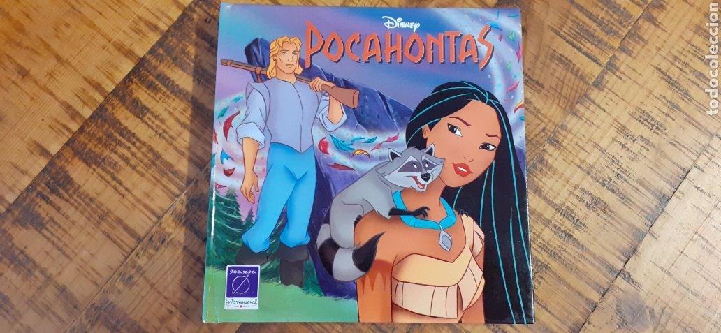 DISNEY- POCAHONTAS - TROQUELADO (Libros Nuevos - Literatura Infantil y Juvenil - Cuentos infantiles)