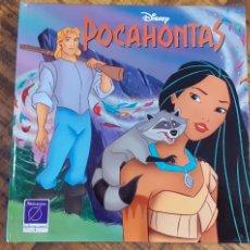 Libros: DISNEY- POCAHONTAS - TROQUELADO. Lote 187300760