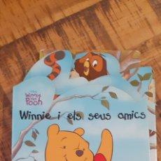 Libros: WINNIE I ELS SEUS AMICS - WINNIE THE POOH. Lote 187435456