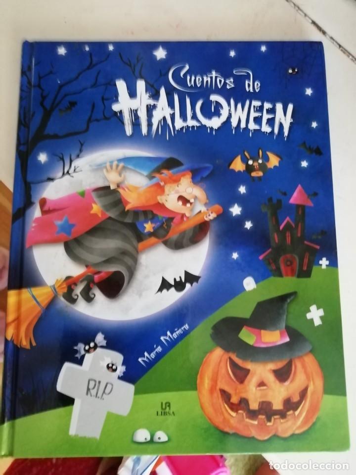 Libros: Cuentos breves de Halloween MAÑERU, MARÍA Editorial: Ediciones WinBook libro Infantil - Foto 2 - 190519855