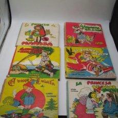 Libros: LOTE 6 LIBRO MUKECO. ED. MOLINO. AÑOS 40 . Lote 190797487