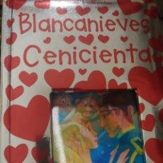 Libros: LIBRO BLANCANIEVES Y CENICIENTA.. Lote 191706771