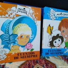 Livres: LOTE DE 2 LIBROS MARIA PASCUAL CUENTOS DE SIEMPRE NÚMEROS 2 Y 7 ( TORAY ). Lote 192840813