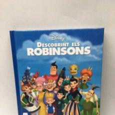 Libros: COLECCIÓN DISNEY CATALÁN DESCOBRINT ELS ROBINSON . CADI EDICIONS. ELS CLÁSSICS CONTE EN CATALÀ. Lote 193085965