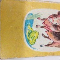 Libros: MINILIBRO DE CUENTOS FRANCESES. Lote 193639135