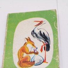 Libros: MINILIBRO DE CUENTOS FRANCESES. Lote 193675845