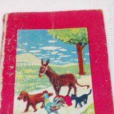 Libros: MINILIBRO DE CUENTOS FRANCESES. Lote 193676027