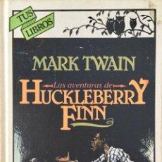 Libros: HUCKLEBERRY FINN. ANAYA. REF: AX 486.. Lote 194777762