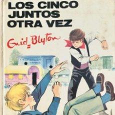 Libros: LOS CINCO. LOTE DE TRES TÍTULOS. REF: 489. Lote 194873140